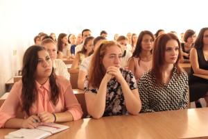 студенти факультету журналістики