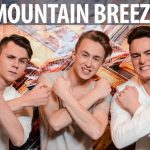 """Учасники гурту Mountain Breeze: """"Шукайте свої таланти та розповідайте про них""""."""
