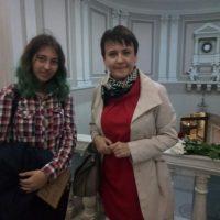 Оксана Забужко: «Читайте багато і калорійно»