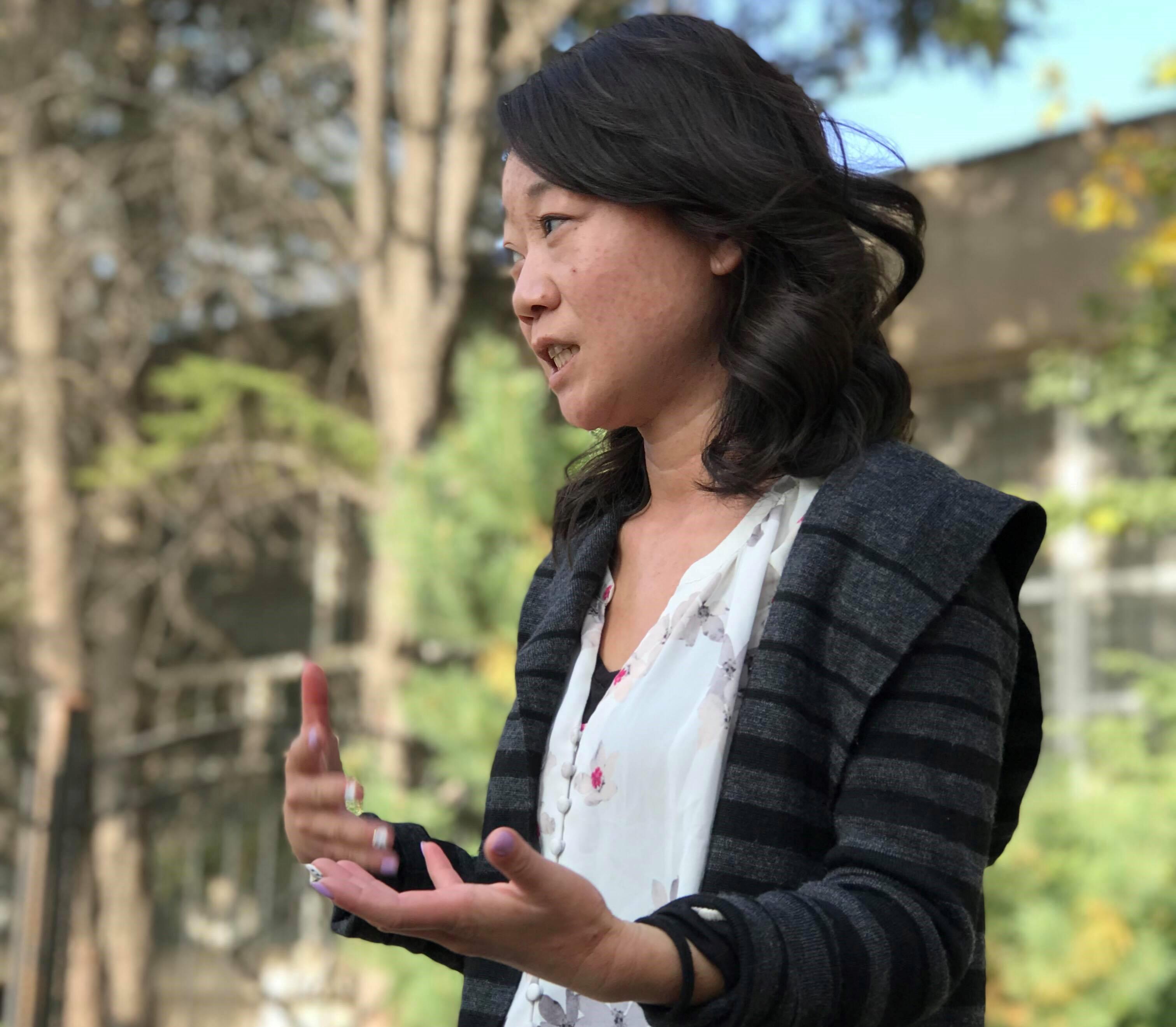 Американська журналістка читатиме курс лекцій з міжнародної журналістики на нашому факультеті