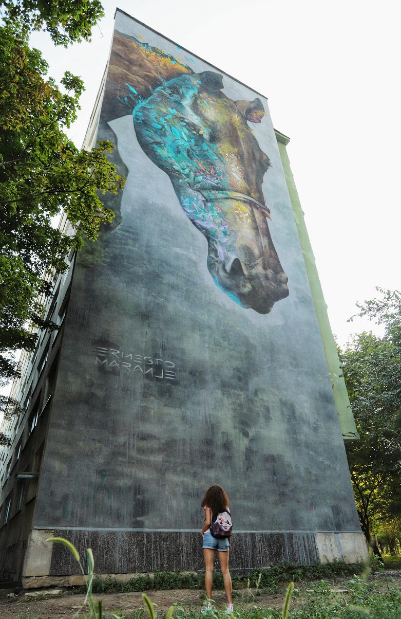 Одеський стріт-арт — вандалізм?