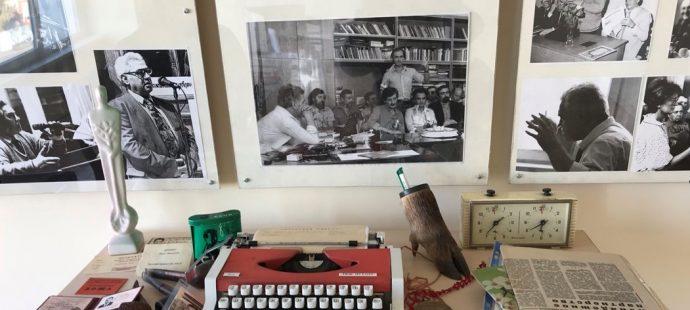 Особисті речі Бориса Дерев'янка