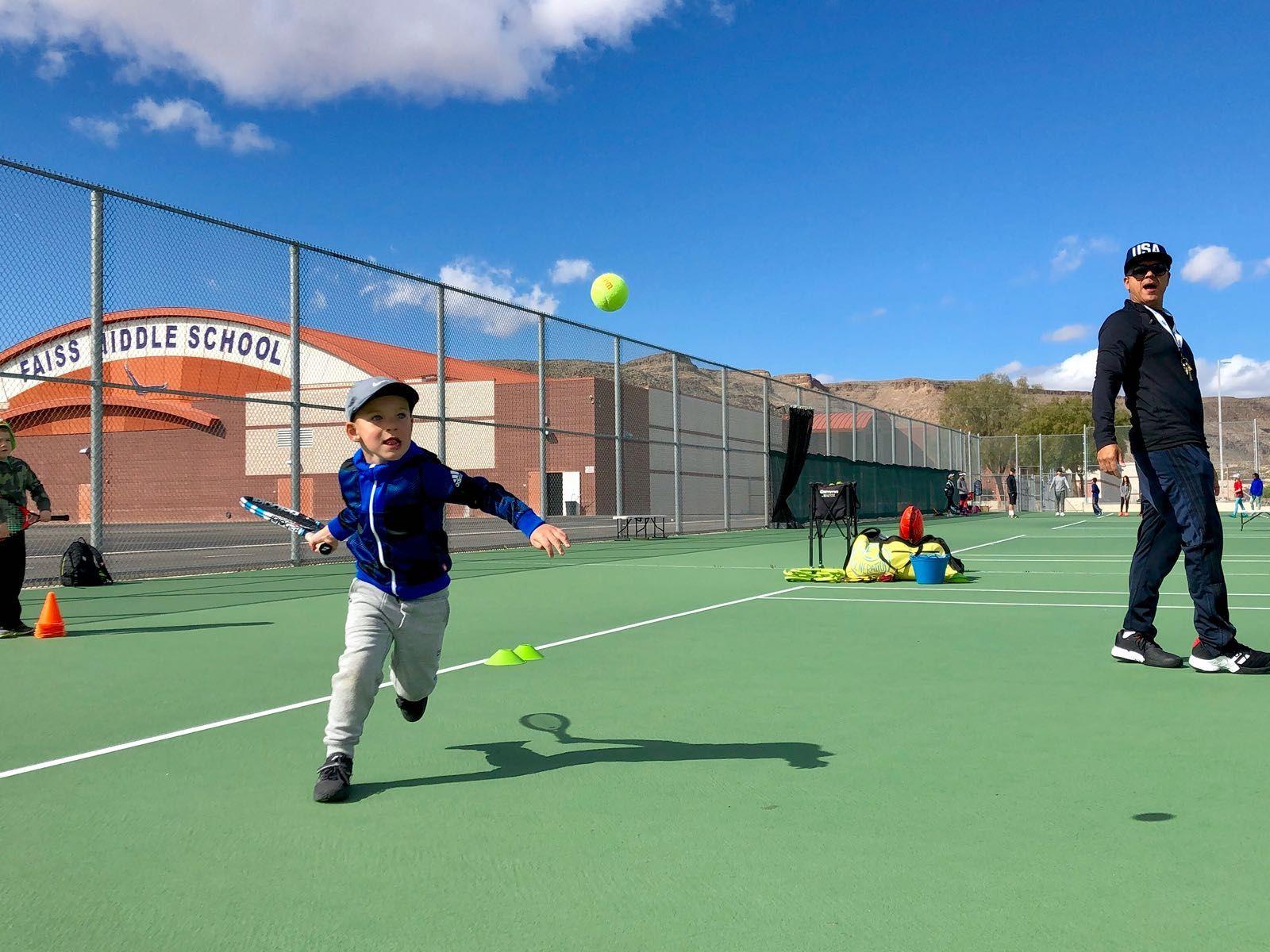 Як одеський юний тенісист підкорював Америку
