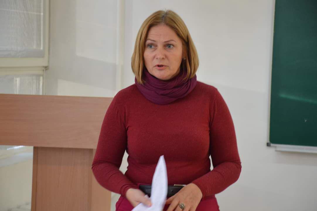Ірина Віталіївна Мацишина: «Перед тим, як оприлюднити текст, подумайте, кому він може нанести шкоду»