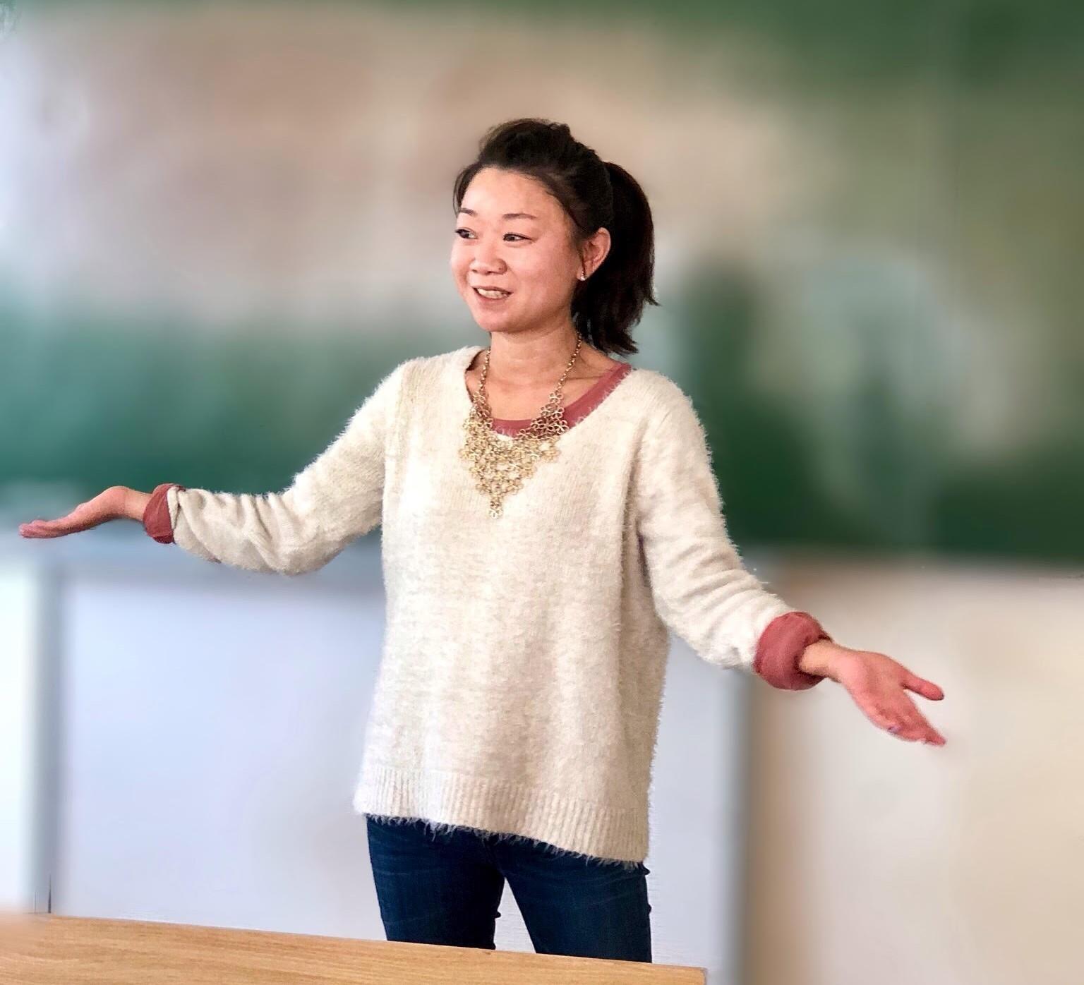 Американська журналістка прочитала лекцію про свободу слова для студентів-журналістів ОНУ
