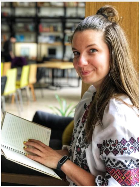 Волонтер Анна Михайленко: Бути корисним для чогось і спостерігати за цим