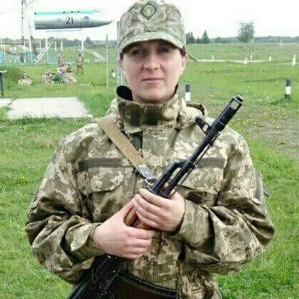 Солдат в спідниці